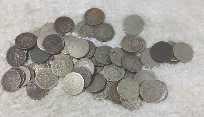 Shield Nickels (60 pieces) - free shipping