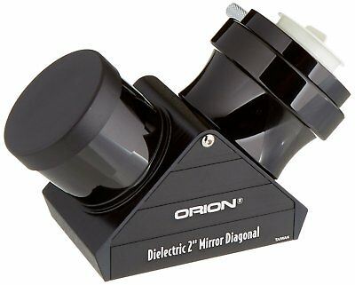 Orion 8727 2-Inch Dielectric Mirror Star Diagonal