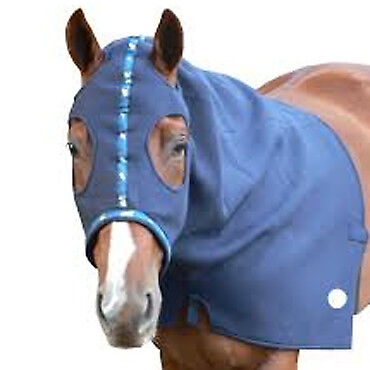 Riviera Fleece Pull On Hood Horse And Equestrian