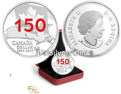 Enameled Special Edition Proof PureSilver Dollar Our Home and Native Land 162283
