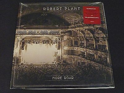 """Robert Plant 10"""" More Roar (Record Store Day Release)-New"""