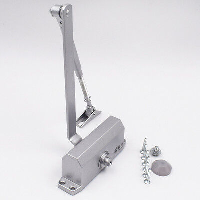 T90 25-45KG Commercial Door Closer Two Independent Valve Control Sweep Fashion