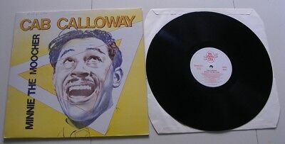 Cab Calloway - Minnie The Moocher LP, Comp