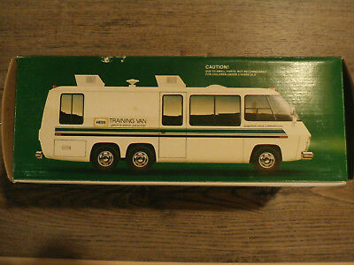 1980 Hess Training Van Mint New In Box