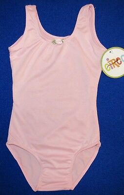 Free Shipping! Toddler Pink Leotard. Little Girl Spandex Bodysuit. New With Tags