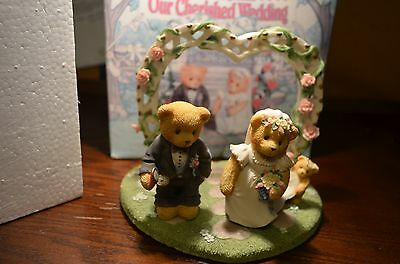 Cherished Teddies Our Cherished Wedding 510254