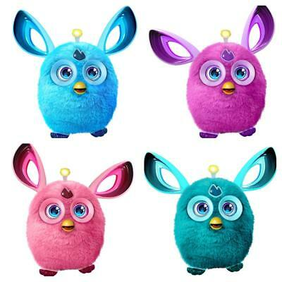 Furby Connect Interactive Toy - Pink / Blue / Teal / Purple / Orange / PET