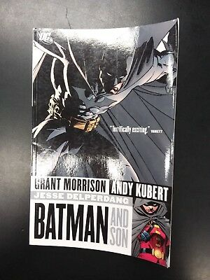Batman and Son Graphic Novel (Great Condition) (Q)