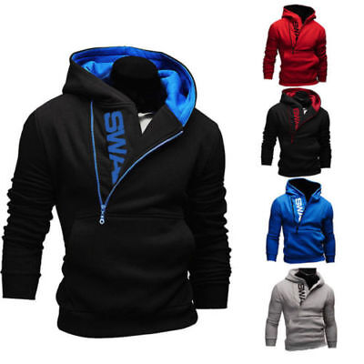 Winter Warm Sport Man's Hoodie Uomo Inverno Tute Felpa Sweats Sweatshirt Tops