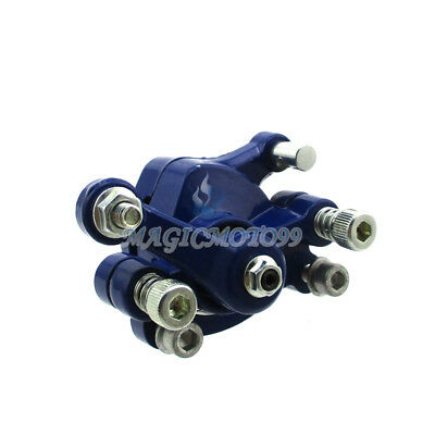 Rear Right Side Disc Brake Caliper For 43 47 49 cc Mini Pocket Dirt Bike Scooter
