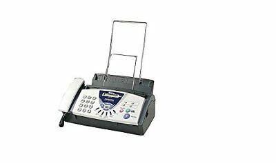 Brother Ribbon Transfer Technology Fax575 Personal Fax with Phone and Copier