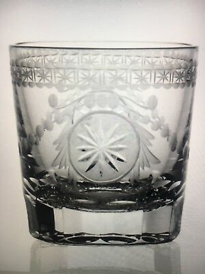 PEARL LIQUEUR TUMBLER by WILLIAM YEOWARD (brand new/unused set of two)