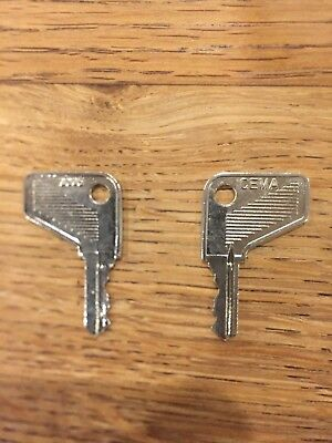 3095 Replacement Plant Key