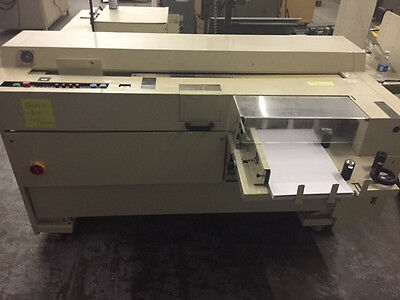 Bourg BB3000 Perfect Binder with all purpose conveyor