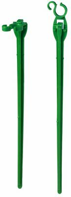 Adams Christmas 9104-99-1640 8-Inch Light Stakes 4 Packs of 25 Stakes 100 Stakes