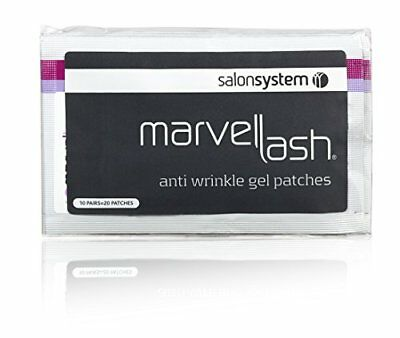 Salonsystem Marvel Lash anti-wrinkle gel Patches – Confezione da (Y2q)