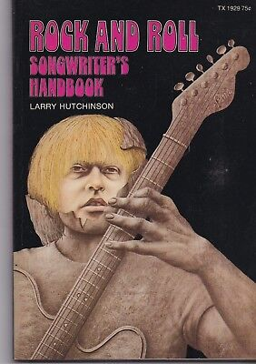 Rock And Roll-Songwriters Handbook music book