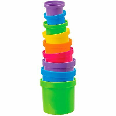 Alex Stack And Pour Cups Rub a Dub 2+ Bath Toy