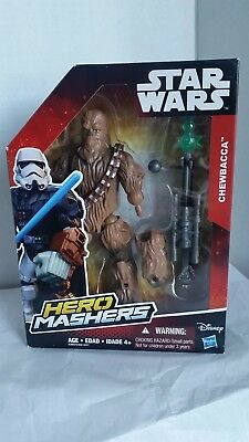 Star Wars Clone CW63 Chewbacca Chewy Wookie Sealed MOC FREE SHIPPING