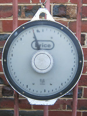 Scales, Butchers, Greengrocer, Fishing, Industrial Retro Vintage Antique Brice