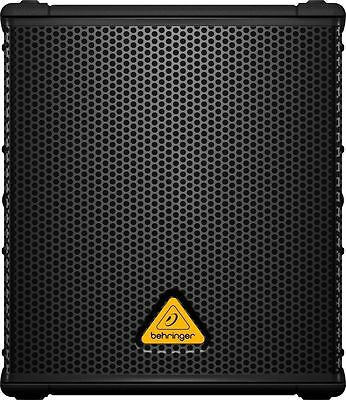 NEW Behringer B1200D-PRO Powered Active Subwoofer Sub 500W Amp amplified  B1200D