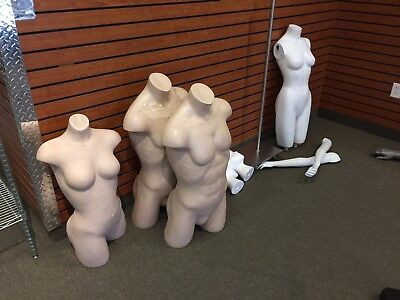 Retail Mannequins and Forms Must Go