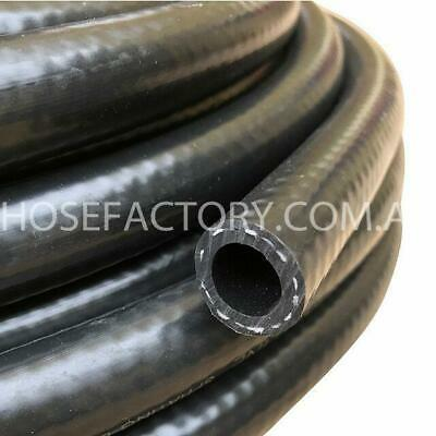 "Chemical Ag Spray Hose 10mm - 3/8"" heavy duty  Made in Australia 9/10 Kink Free"