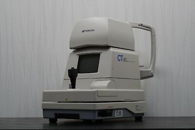 Topcon CT-80 Computerized Tonometer - Ophthalmic Equipment