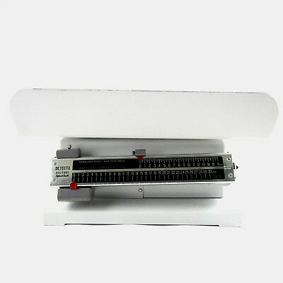 Detecto Doctors Baby Infant metal Scale 30 Pound Pediatrician Nursery Office