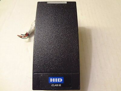 HID ICLASS RS10 R10 900NWPNEK00483 Wall Switch Reader FREE SHIPPING !!!