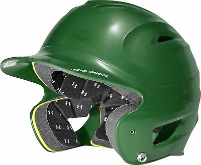 Under Armour Solid Molded Youth Batting Helmet