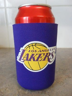NBA Collapsible Can Stubby Drink Holder – LA Lakers