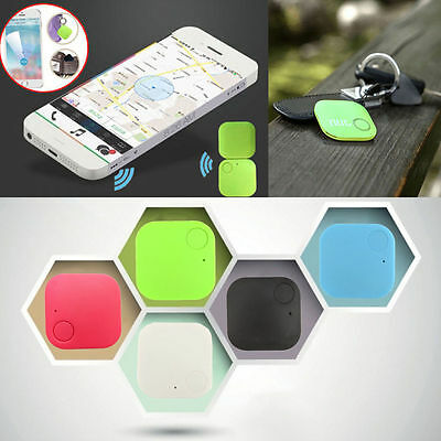 AU !! Car GPS Tracker Kids Pets Wallet Keys Alarm Locator Realtime Finder Trackr
