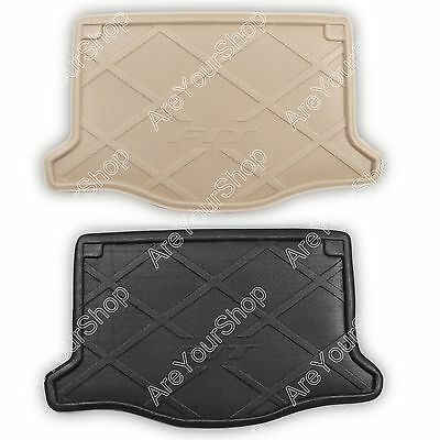 Rear Trunk Tray Cargo Mat Boot Liner Floor Protector For Honda Fit 2014 AU