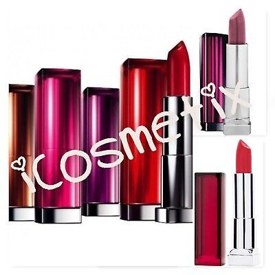 Maybelline Color Sensational Lipstick - Choice of Shades