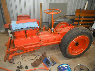 1948 Howard DH22 unfinished project