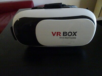 VR Box Virtually Reality Glasses - Pre-owned