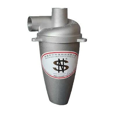 Aluminium Cyclone Dust Collector Filter for Vacuums Dust Extractor Separator