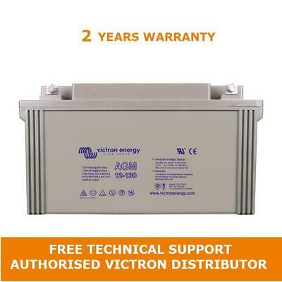 Victron Energy AGM Deep Cycle Leisure Battery - 12V/130AH