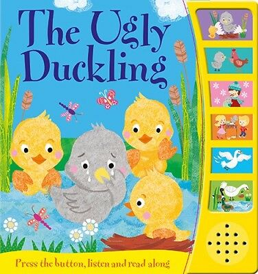 NOISY READERS: THE UGLY DUCKLING by igloo books (NEW)!!!