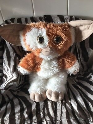 Large Gizmo Vintage Plush Toy Teddy. 17inch Approx. Big Eyes