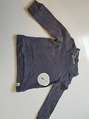 Burts Bees baby toddler 3t sweater