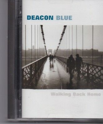 Deacon Blue-Walking Back Home minidisc album