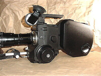 Aaton LTR Super 16mm Camera w/ Video, Tons of Access and ZoomLens. Super Clean!!