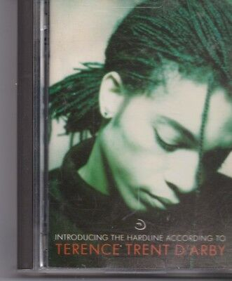 Terence Trent Darby-Introducing The Hardline minidisc album