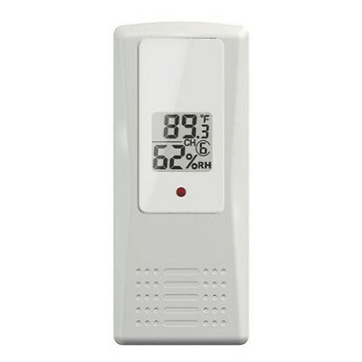 F007TH Wireless Thermo-Hygrometer for WS-07 Weather Stations A1B4 B5P3