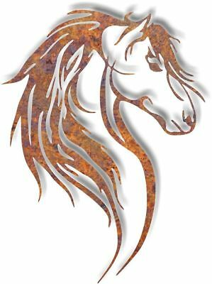 DXF CNC dxf for Plasma Router Vector Horse 6 sil Man Cave Wall Decor