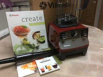 Vitamix the Culinary Insititute of America Professional Series Blender..Rare!!!