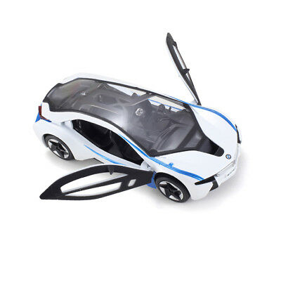 1 32 Alloy Diecast Car Model Collection Kid Gifts Bmw I8 W