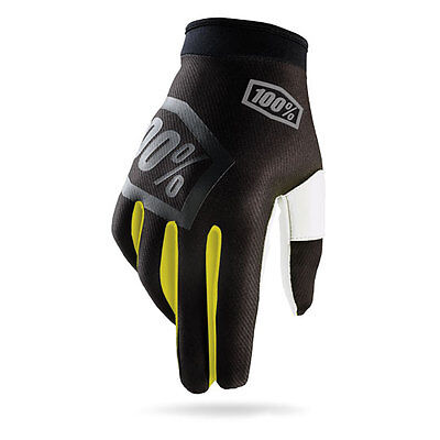 100% - Youth iTrack Incognito Gloves